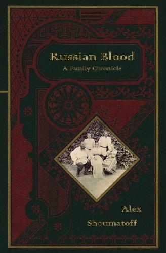 9780987806529: Russian Blood