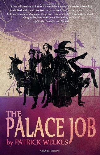 9780987824868: The Palace Job