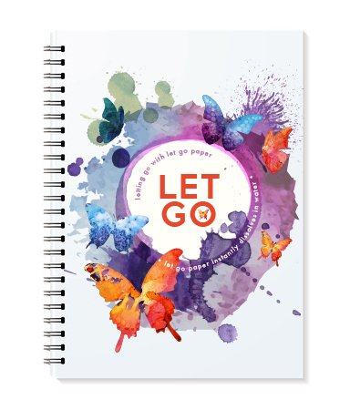 9780987825957: Letting Go with Let Go Paper Butterflies Edition Journal