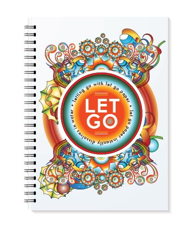 9780987825964: Letting Go with Let Go Paper Fusion Edition Journal
