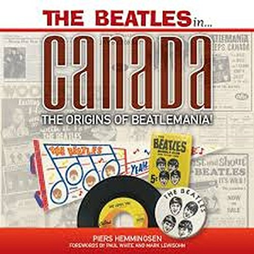 9780987829337: The Beatles in Canada