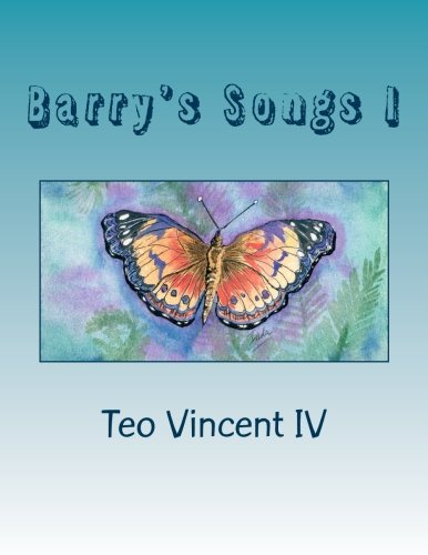 9780987871053: Barry's Songs I: Soul Brother & Love Child of the 1960s