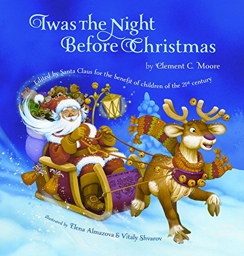 9780987902306: Twas the Night Before Christmas:Edited by Santa Claus for the Benefit of Children of the 21st Century