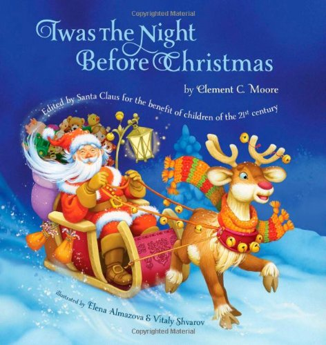 9780987902313: Twas The Night Before Christmas: Edited by Santa Claus for the Benefit of Children of the 21st Century