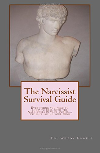 9780987909916: The Narcissist Survival Guide: Everything you need to know to deal with the Narcissists in your world,...without losing your mind