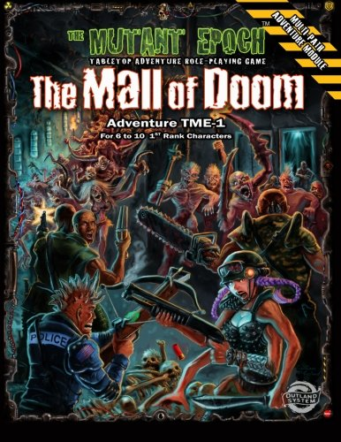 9780987964236: The Mall of Doom: Adventure TME-1