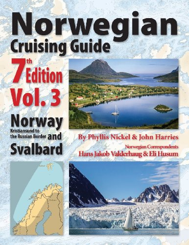 9780987981844: Norwegian Cruising Guide 7th Edition Vol 3