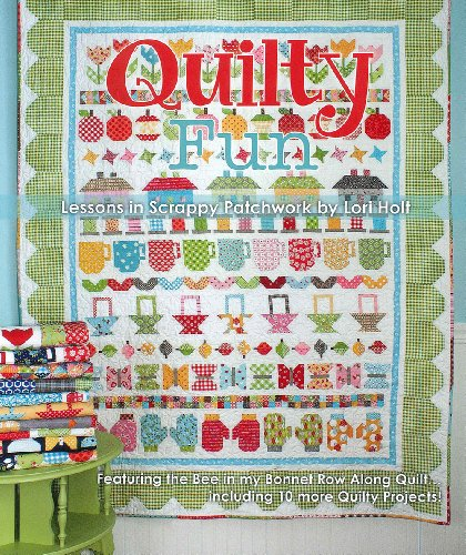 9780988174917: Quilty Fun: Lessons in Scrappy Patchwork