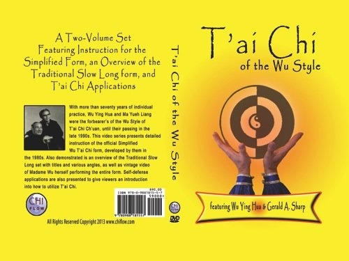 "9780988181540: T'ai Chi of the Wu Style Book and Video (""From the Beginning & Beyond"")"