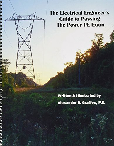 9780988187610: Electrical Engineer's Guide to Passing the Power PE Exam - Spiral Bound Version (Spiral-bound)