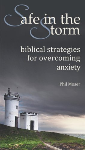 9780988194250: Safe in the Storm: Biblical Strategies for Overcoming Anxiety