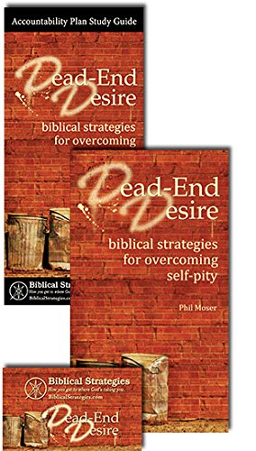 9780988194281: Dead End Desire: Book, Scripture Memory Pack and Study Guide