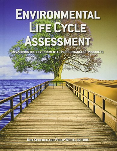 9780988214552: Environmental  Life Cycle  Assessment: Measuring the environmental performance of products