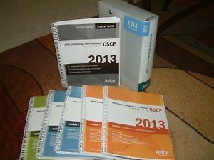 9780988214613: APICS CSCP 2013 Learning system