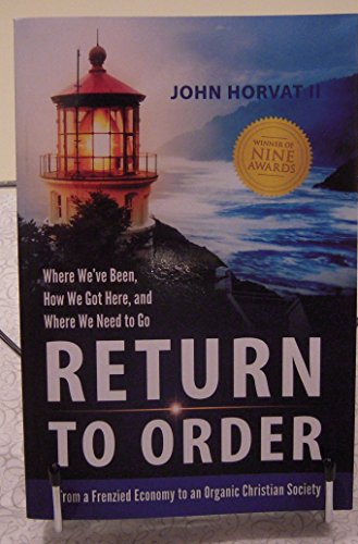 9780988214835: Return to Order