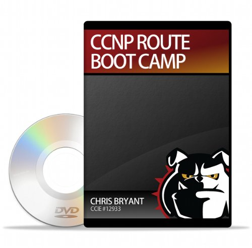 9780988219106: CCNP ROUTE Video Boot Camp: DVD And Online Access