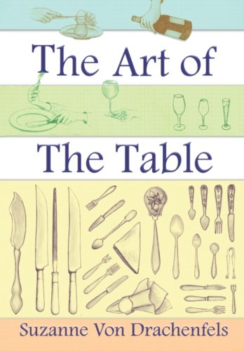9780988225978: The Art of the Table