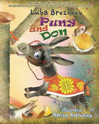 Puny and Don: Short story for kids: Brezhnev, Luba
