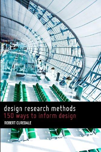9780988236257: Design Research Methods: 150 ways to inform design (Design Methods)