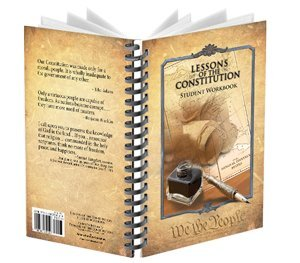 Lessons of the Constitution (Student Workbook): Openshaw, Pamela Romney