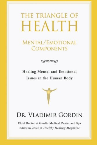 9780988265219: The Triangle of Health: Mental/Emotional Components