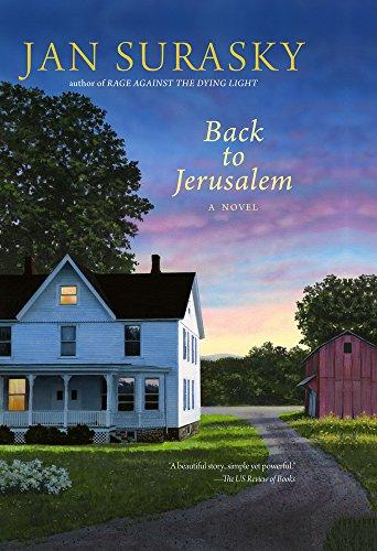 Back to Jerusalem: Jan Surasky