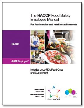 9780988291423: The HACCP Food Safety Employee Manual