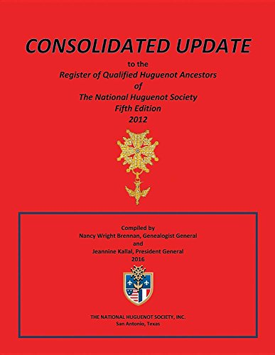 Consolidated Update to the Register of Qualified: Brennan, Nancy Wright