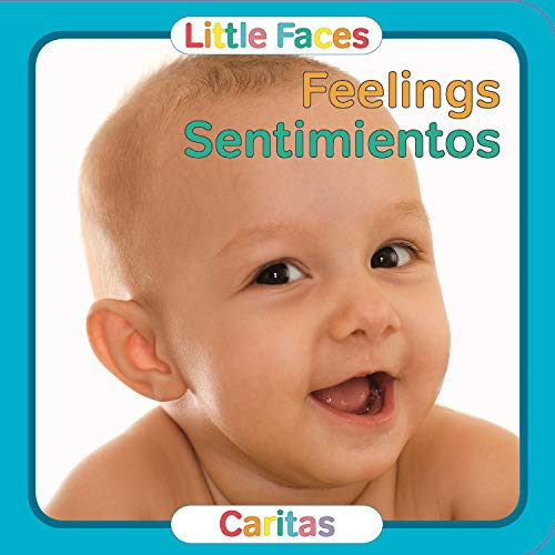 9780988325302: Feelings | Sentimientos (Little Faces) (English and Spanish Edition)