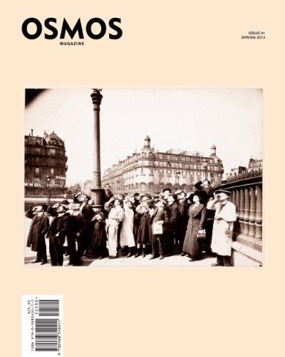 Osmos Magazine: Issue 01