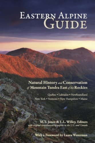 9780988353510: Eastern Alpine Guide Natural History and Conservation of Mountain Tundra East of the Rockies
