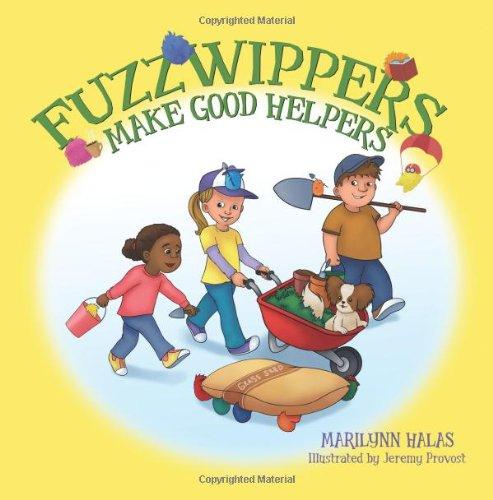 9780988356252: Fuzzwippers Make Good Helpers