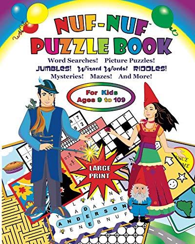 NUF-NUF PUZZLE Book: Dee Anderson