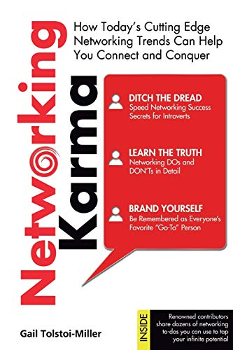 9780988383401: Networking Karma: How Today's Cutting Edge Networking Trends Can Help You Connect and Conquer