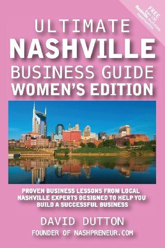 Ultimate Nashville Business Guide Women's Edition: David Lee Dutton