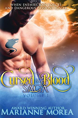 9780988439672: Cursed by Blood Series Volume One: Limited Edition Bundle
