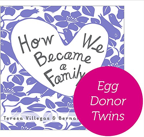 9780988450103: How We Became a Family (Version Egg Donor - Twins)