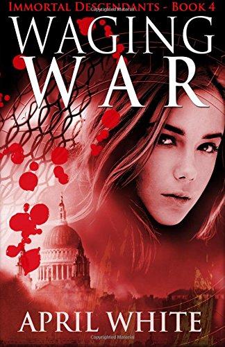 9780988536890: Waging War (The Immortal Descendants) (Volume 4)