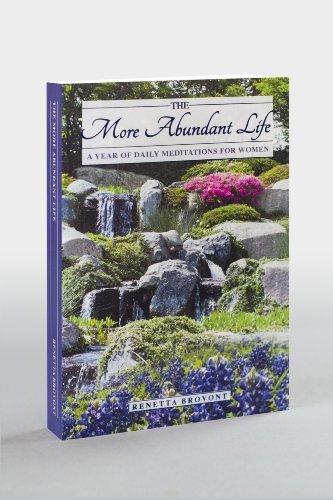 The More Abundant Life: Renetta Brovont