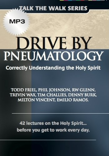 Drive By Pneumatology: Correctly Understanding the Holy Spirit: Friel, Todd