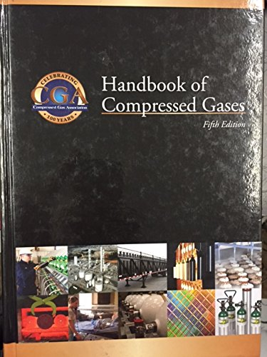 9780988553200: Handbook of Compressed Gases Fifth Edition