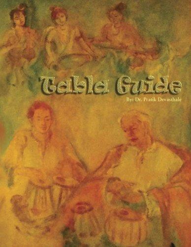 9780988566101: Tabla Guide