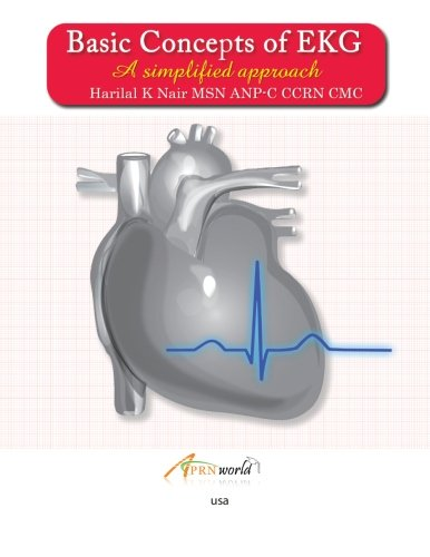 9780988570115: Basic Concepts of EKG: A Simplified Approach