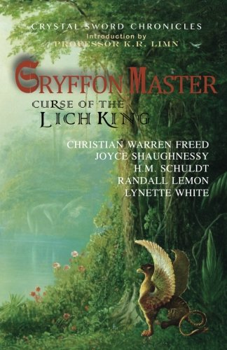 9780988578449: Gryffon Master: Curse of the Lich King: Volume 1 (Crystal Sword Chronicles)