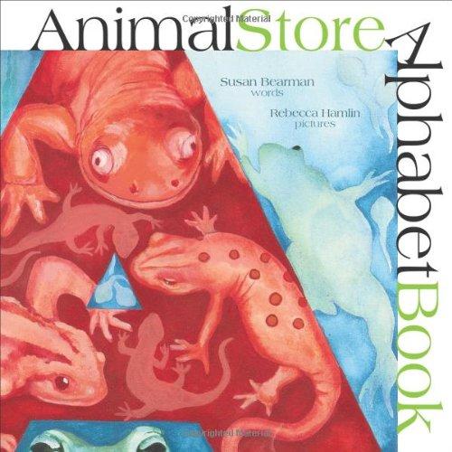 Animal Store Alphabet Book: Susan Bearman