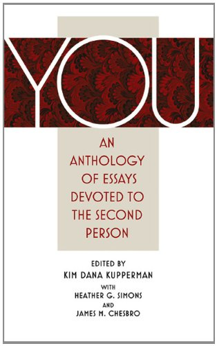 9780988592605: You. An Anthology of Essays Devoted to the Second Person