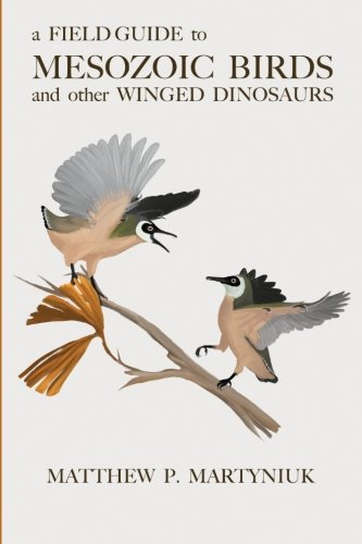 9780988596504: A Field Guide to Mesozoic Birds and Other Winged Dinosaurs