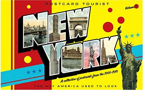 9780988610606: Postcard Tourist: New York City