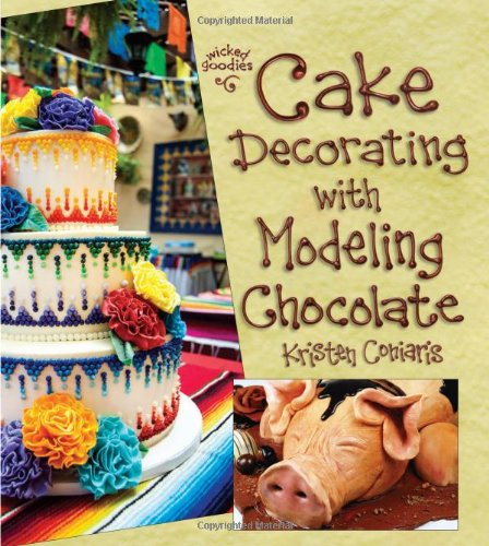Cake Decorating with Modeling Chocolate: Kristen Coniaris