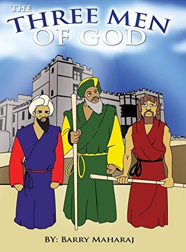 9780988653009: The Three Men of God